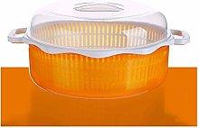 Ceramic Bowl Drainage Drainage Dish Rack Basket