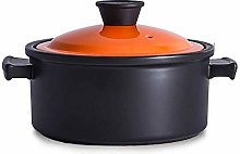 Ceramic Casserole Chef Classic Stockpot with Lid