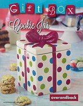 Ceramic Cookie Jar Gift Box