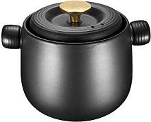 Ceramic Cooking Pot High Temperature Resistant