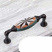 Ceramic Door Handles European Antique Furniture