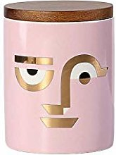 Ceramic Food Storage Jar,Kitchen Canister with