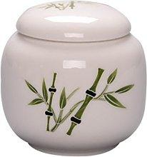 Ceramic Sealing Tea Storage Canister Mini