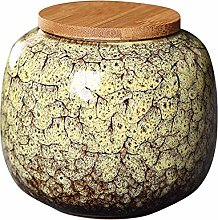 Ceramic Storage Jars, 650ml Exquisite Oriental
