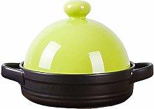 Ceramic Tagine Pot, Tagine Cooking Pot for Cooking