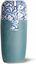 Ceramic Vase Blue And White Vase Decoration Home