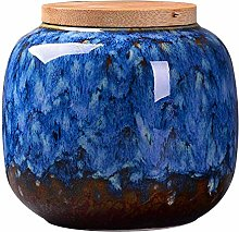 Ceramics Food Storage Jar Airtight with Natural