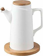 Ceramics Olive Oil Vinegar Bottles 500ml,Tabletop