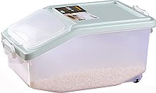Cereal Storage Container with Lids, Airtight Leak