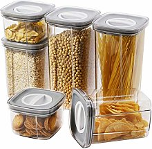 Cereal Storage Containers Set Food Storage