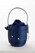 CESTA COLLECTIVE - Navy Lunchpail Basket