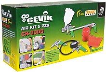 Cevik CA-CK3300 Air Compressor Accessories Kit 5