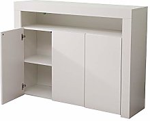 CFDZ CF Furniture Living Room One Display Shelf 3