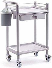 CFSAFAA Trolley Work home Cart Tool Beauty Cart