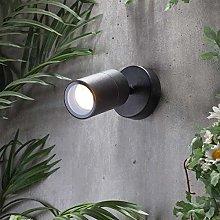 CGC Black Adjustable Spotlight Wall Ceiling Light