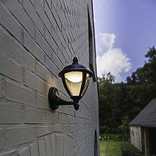 CGC Black Coach Lantern Traditional Wall Light