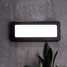 CGC Dark Grey LED Brick Light 4000k Natural White