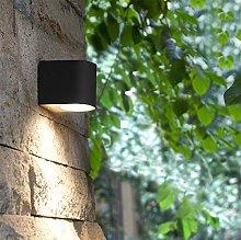 CGC Matt Black Aluminium Spotlight Outdoor Indoor