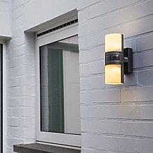 CGC Slim Design Modern LED Wall Light Security PIR