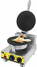 CGOLDENWALL Ice Cream Waffle Cone Maker Non-Stick