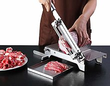 CGOLDENWALL Manual Pastry Frozen Meat Slicer