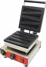 CGoldenWall NP-501 4pcs Commercial Waffle Toaster
