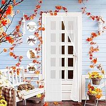 CGUOZI Magnetic Fly Insect Screen Door, Door Net
