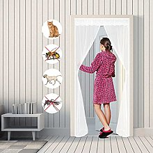 CGUOZI Magnetic Fly Insect Screen Door Keep