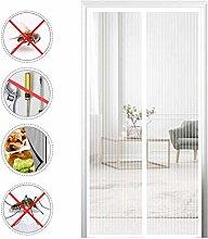 CGUOZI Magnetic Screen Door 75x200cm(30x79inch)