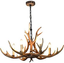 CGXYZ Antler Ceiling Pendant Chandelier Light with