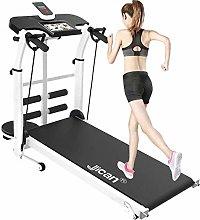 CHA 4 in 1 Folding Treadmill Portable Running