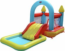 Chad Valley 10ft Kids Bouncy Castle and Paddling