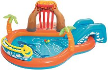 Chad Valley 8.5ft Volcano Activity Kids Paddling