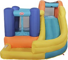Chad Valley 9.5ft Inflatable Funhouse with Pool