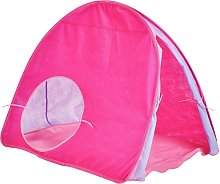 Chad Valley Pink Pop Up Play Tent