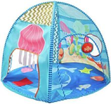 Chad Valley Sensory Play Gym Bright Colourful Play