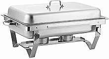 Chafing Dish Buffet Set, Stainless Steel Chafers