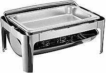 Chafing Dish Buffet Set Stainless Steel Warming
