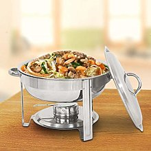 Chafing Dish Food Warmer Stainless Steel Food