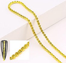 Chain Drill Light Luxury Diamond Decorate Nail
