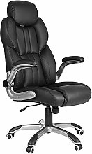 Chair armrest can flip PU, Office Chair, with