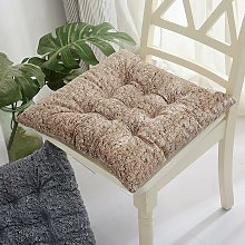 Chair Cushion Square Cotton Upholstery Cushion For