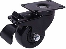 Chair Hardware Universal Plate Caster Furniture No
