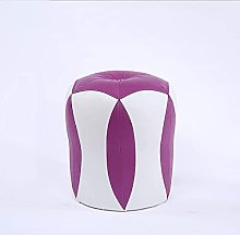 chair Sofa Footstool Pu Leather Color Matching
