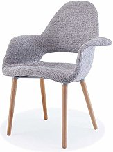 Chair UOMUN Single Fabric Soft Pack Back Office