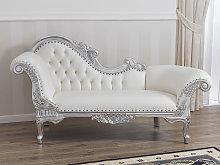 Chaise longue Joana Modern Baroque style sofa day