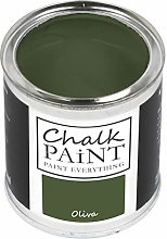 CHALK PAINT - WITHOUT CARTING Color Easily All