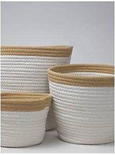 Chalk UK - Cotton Basket Set