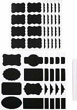 Chalkboard Labels, 80 in Pack Waterproof