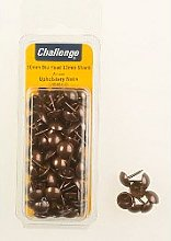 Challenge Upholstery Nails - Antique (Folding Clam